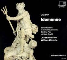 André Campra - Idoménée - harmonia mundi France