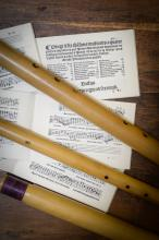Renaissance Flöten von Barbara Stanley - Photo: André Wagenzik