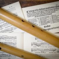 Renaissance Traversflöten von Barbara Stanley - Photo: André Wagenzik