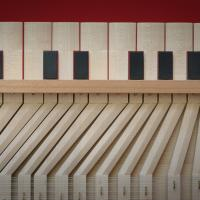 15th Century Clavichord, Foto: André Wagenzik
