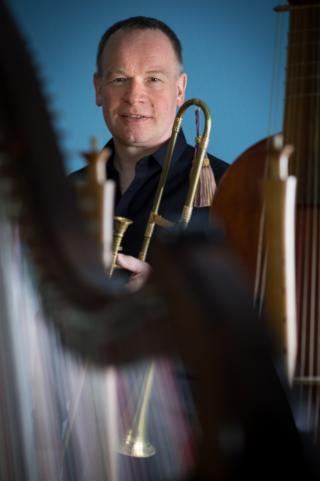 Michael Dollendorf - Renaissance Sackbut - Photo: André Wagenzik