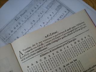 Alfabeto Marini / Foscarini -  Photo: Michael Dollendorf