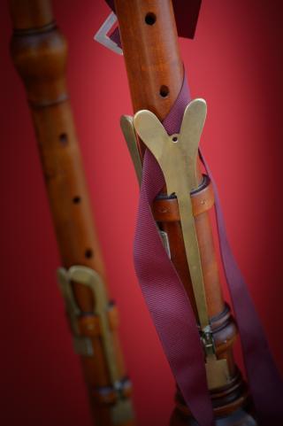 Tenor und Baritone Oboe von Bob Cronin - Photo: André Wagenzik