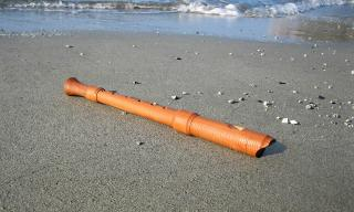 Tenor Recorder by Geri Bollinger - Photo: Geri Bollinger
