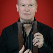 Michael Dollendorf - Alamanic Lyre - Photo: André Wagenzik