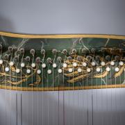 German Baroque Harp by Claus Henry Hüttel - Photo: André Wagenzik