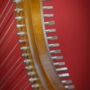 Gothic Harp by Rainer Thurau - Photo: André Wagenzik