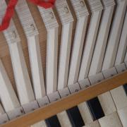 15th Century Clavichord, Foto: André Wagenzik